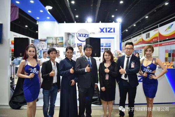 西子电梯科技有限公司泰国之旅,构建合作发展之路
